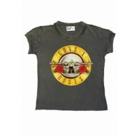 Amplified Kids Guns N Roses Grey Tee