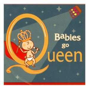 Babies Go Queen CD
