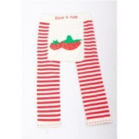Blade And Rose Red Stripe Strawberry Leggings