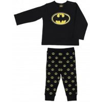 Casa Chicos Black Batman Pyjamas