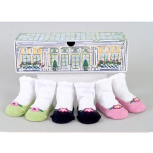 Dolly & Dimples Ballet Pump Socks