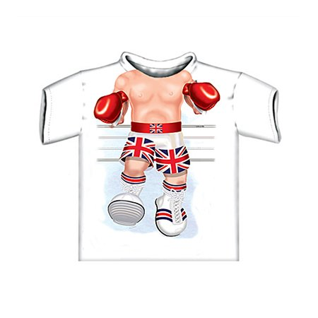 Just Add A Kid Boxer T Shirt