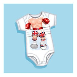 Just Add A Kid Boxer Vest
