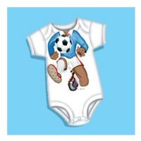 Just Add A Kid Football AC Player Vest