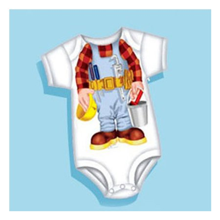 Just Add A Kid Builder Boy Vest