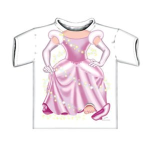 Just Add a kid Cinderella T Shirt