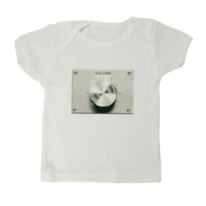 Kit N Kin Volume Control White T Shirt