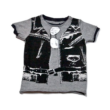 Mini Shatsu Rocker Tee