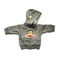 Paul Frank Grey Julius Ears Hoodie