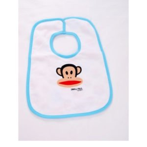 Paul Frank Sky Blue Bib
