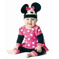 Playama Minnie Mouse Dress Up Pyjamas
