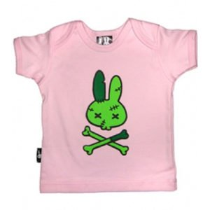 Six Bunnies Pink Bunny T Shirt