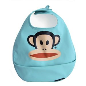 Paul Frank Blue Julius Bib